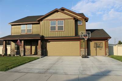 Caldwell Single Family Home For Sale: 15626 Cumulus Way