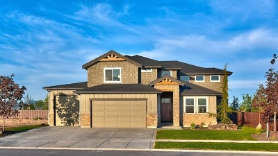 Meridian Single Family Home For Sale: 5484 S Genoard Way