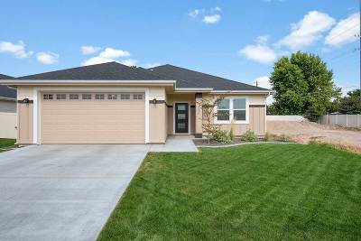 Boise Single Family Home Price Change: 12234 W Florida Court