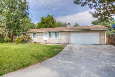 Boise ID Single Family Home Back on Market: $234,900