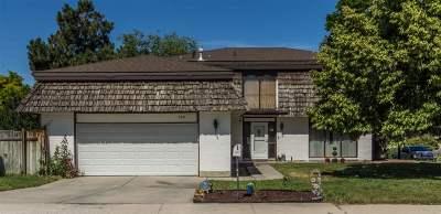 Boise Single Family Home New: 9631 W Dorsetshire Pl.