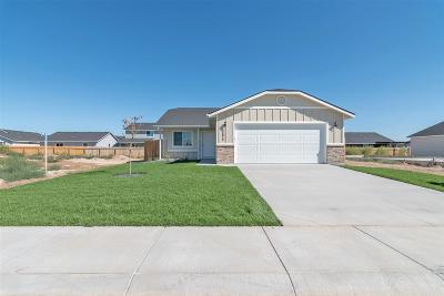 Boise, Eagle, Garden City, Kuna, Meridian, Nampa, Star, Caldwell, Greenleaf, Homedale, Melba, Middleton, Wilder Single Family Home New: 11907 Edgemoor