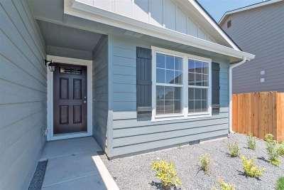 Boise, Eagle, Garden City, Kuna, Meridian, Nampa, Star, Caldwell, Greenleaf, Homedale, Melba, Middleton, Wilder Single Family Home New: 11895 Edgemoor