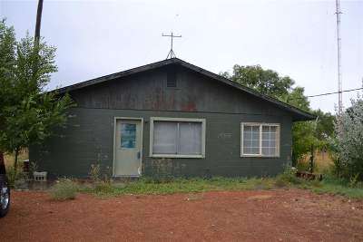 Gooding Single Family Home For Sale: 1958 State Hwy 46