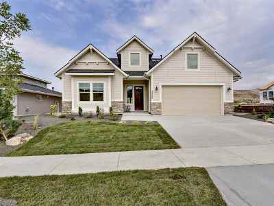 Boise Single Family Home New: 4725 W Barnview Dr