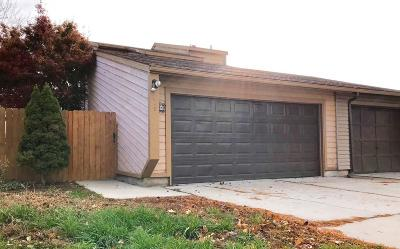 Meridian Condo/Townhouse For Sale: 701 W Barrett