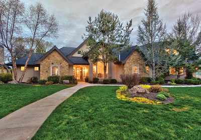 Eagle Single Family Home Back on Market: 2178 S Riverbirch Pl