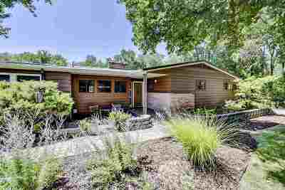 Boise Single Family Home New: 5323 W Hill Rd