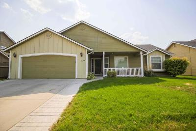 Meridian Single Family Home New: 325 E Washakie