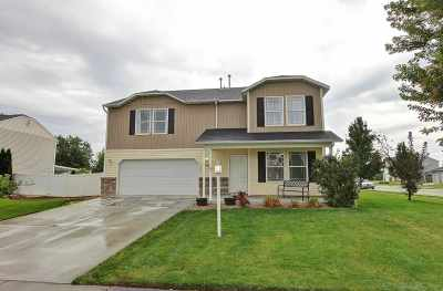 Nampa Single Family Home New: 8152 E Mc Kenzre St