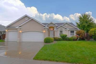 Boise Single Family Home New: 11944 W Armga Dr.