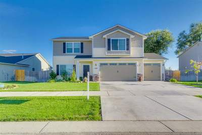 Middleton Single Family Home For Sale: 1591 Condor Dr