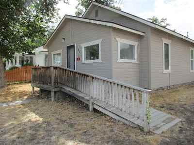 Glenns Ferry Single Family Home For Sale: 189 N Alton Ave