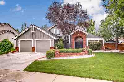Boise ID Single Family Home For Sale: $405,000
