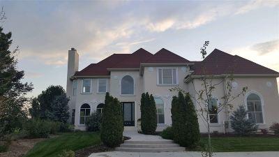Kimberly Single Family Home For Sale: 3987 N 3600 E