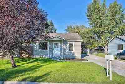 Twin Falls Single Family Home For Sale: 259 Van Buren Street