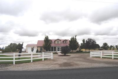 Twin Falls Single Family Home For Sale: 2576 E 3800 N
