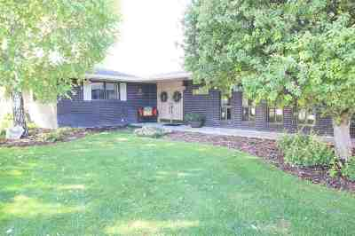 Twin Falls Single Family Home For Sale: 1061 Lakewood Dr.