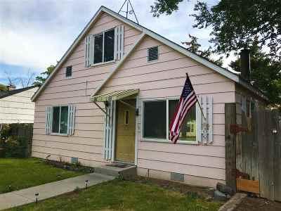 Twin Falls Single Family Home New: 312 Van Buren Street