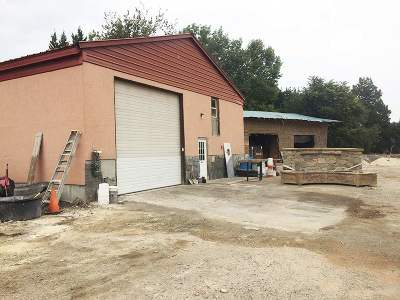 Commercial For Sale: 2825 S Eagle Rd
