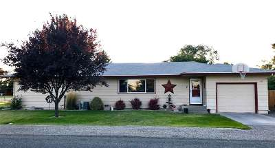 Kimberly Single Family Home For Sale: 312 Irene St