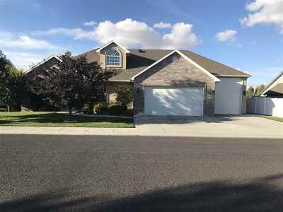 Twin Falls Single Family Home New: 677 Whispering Pine