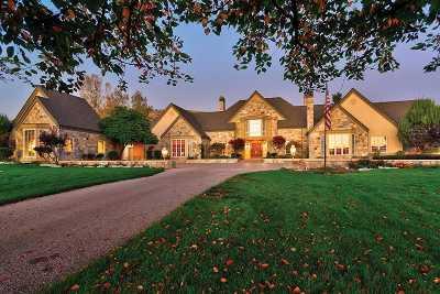 Boise Single Family Home For Sale: 11606 N Cartwright Rd