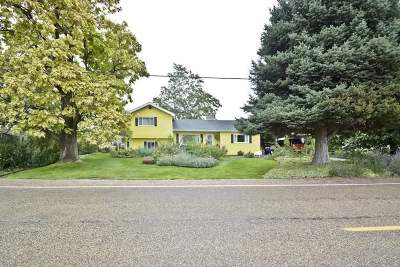 Caldwell Single Family Home For Sale: 18782 Wagner Road