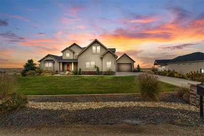 Star Single Family Home For Sale: 25485 Can Ada Rd