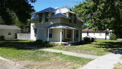 Gooding Single Family Home For Sale: 345 Utah Street