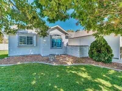 Nampa Single Family Home Back on Market: 2806 E Massachusetts