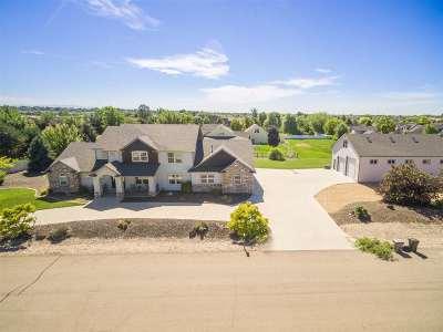 Boise Single Family Home Contingent Sale: 6647 S Star Struck Ave