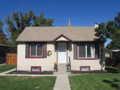 Owyhee County Single Family Home For Sale: 209 E Montana