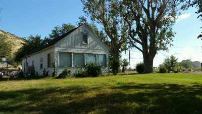 Hammett Single Family Home For Sale: 52811 Highway 78