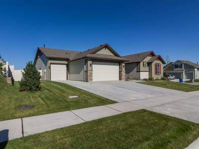 Nampa Single Family Home For Sale: 11368 W Rosette Dr