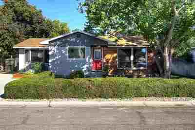 Boise Single Family Home Back on Market: 1920 W Palouse St