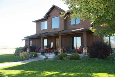 Jerome Single Family Home For Sale: 582 S 100 W
