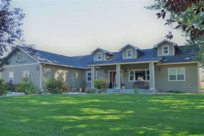 Payette Single Family Home For Sale: 11426 Scotch Pines Rd.