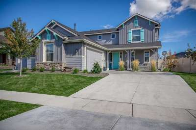 Nampa Single Family Home For Sale: 11216 W Victoria Dr.