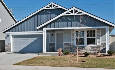 Nampa Single Family Home For Sale: 16819 N Braxton Ave.