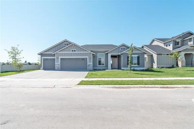 Star Single Family Home For Sale: 933 Crews Way