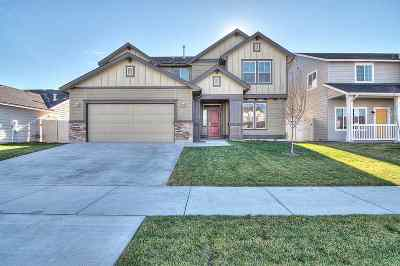 Eagle Single Family Home For Sale: 4230 W Spring House