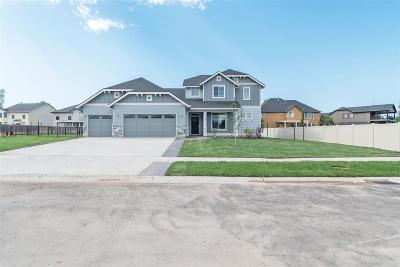 Eagle Single Family Home For Sale: 4134 W Spring House Dr.