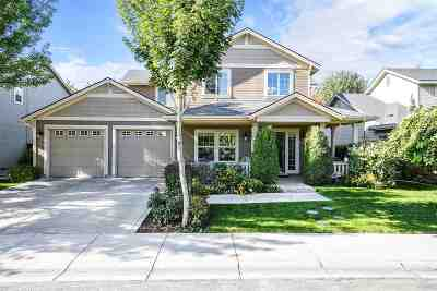 Meridian Single Family Home For Sale: 651 S Thornwood Way
