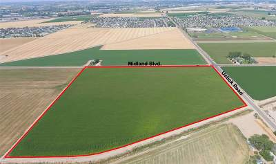 Nampa Residential Lots & Land For Sale: Sec Ustick & Midland