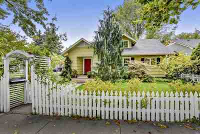 Boise Single Family Home For Sale: 1101 N 23rd St.