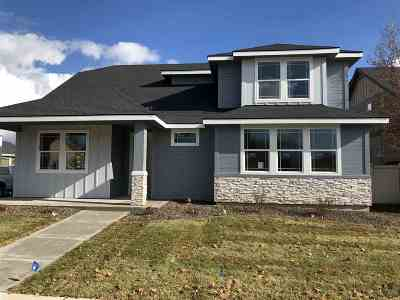 Boise Single Family Home For Sale: 5442 N Forbes Ave