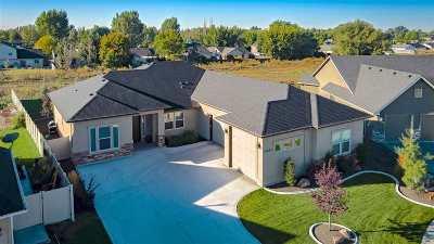 Star Single Family Home For Sale: 10669 W Kyoga Street