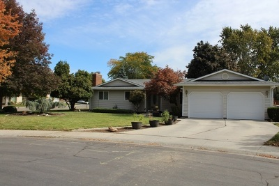 Boise ID Single Family Home For Sale: $287,000