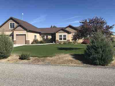 Jerome Single Family Home For Sale: 130 S 160 W